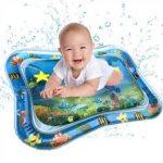 Vízzel tölthető baba matrac