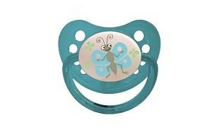 55043020 Baby Bruin ortondontikus szilikon játszócumi 1-es méret