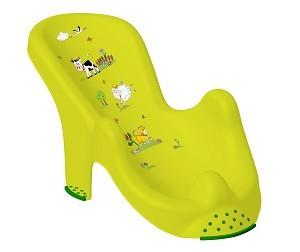 55043351 Funny Farm anatómiai fürdető ülőke zöld