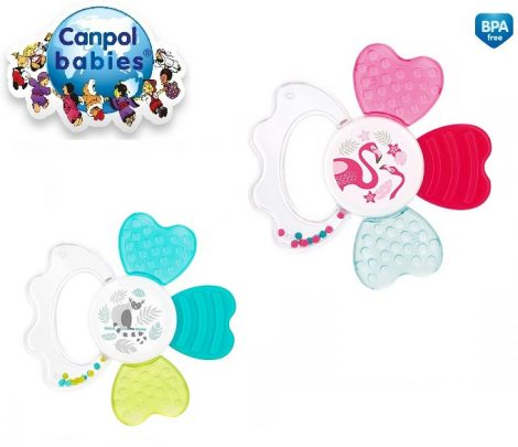 Canpol 56_146 cute rágóka csörgő