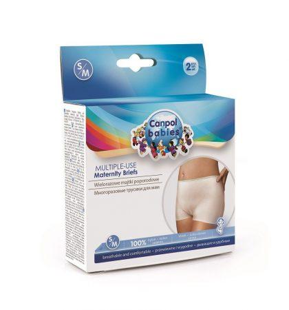 Canpol Elasztikus és mosható szülés utáni fehérnemű