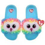 Ty Fashion papucs OWEN - színes bagoly