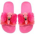 Ty Fashion papucs GILDA - flamingó