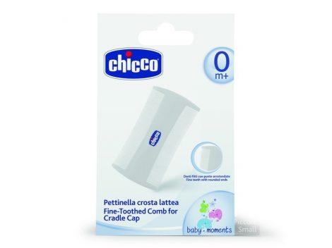 Chicco Koszmó kefe - újszülött fejtető tisztításhoz 0h +