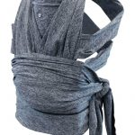 Boppy® ComfyFit csatos hordozókendő Grey