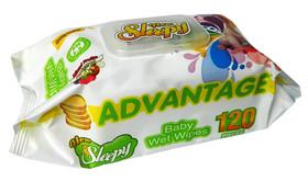 Sleepy gyümölcsös törlőkendő